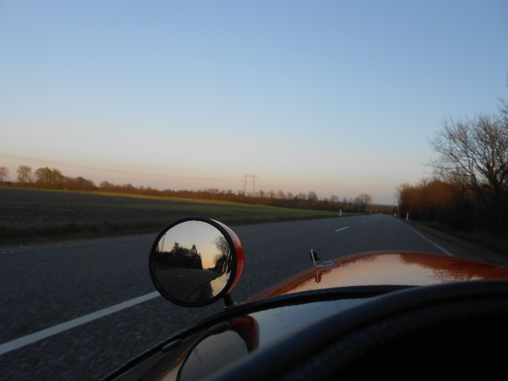 God vej god fart