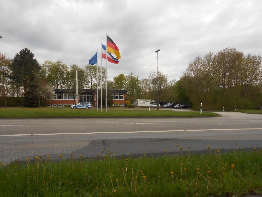 Grænsen til Danmark