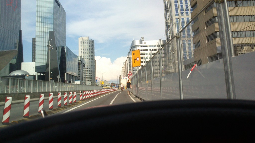 Rotterdam set fra Strada