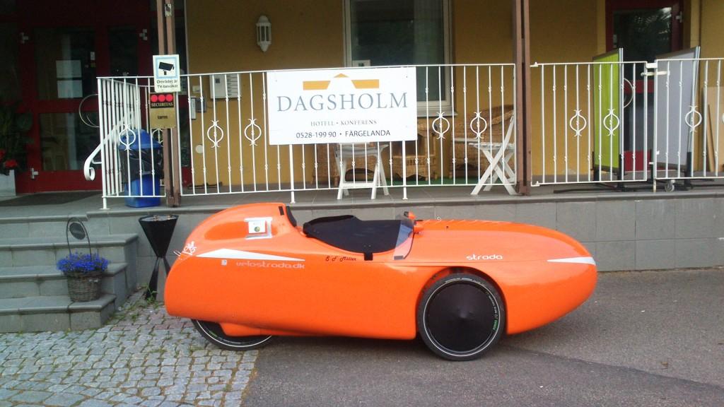 SBS 2013 Dagsholm overnatning