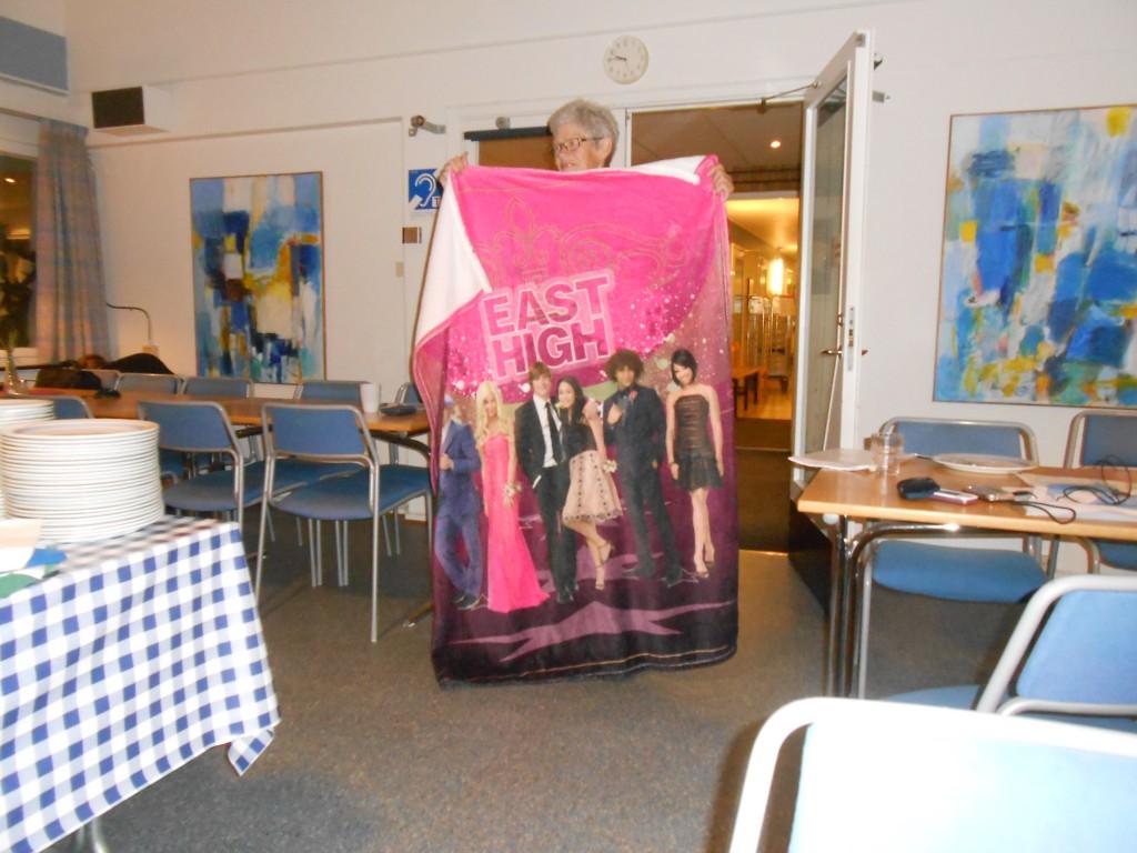 SBS 2013 Nattevagtens fine tæppe