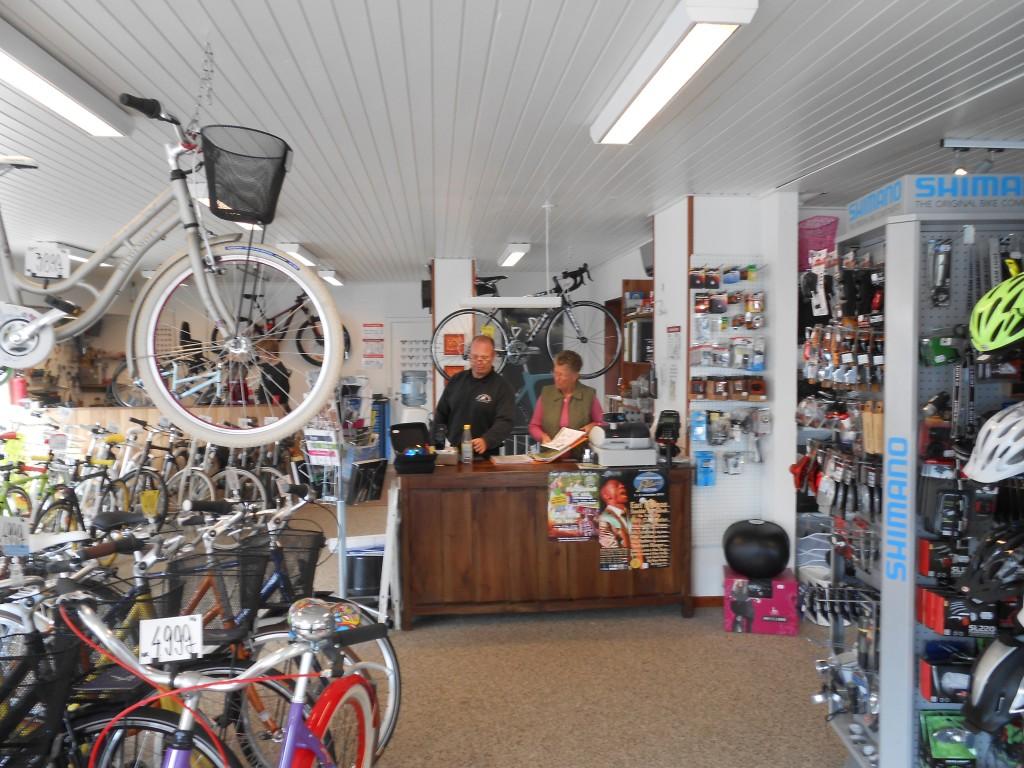 Mollers Cykel shop