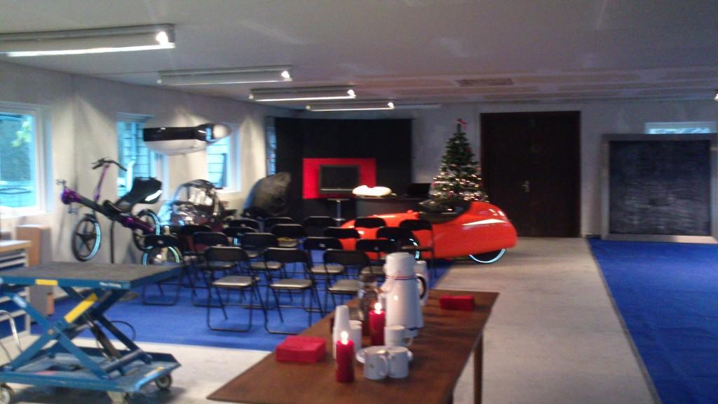 Klar til Juleræs 2013