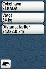 Strada 2013 2300 km