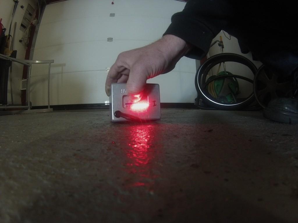 Flevobatteri test kl 2145