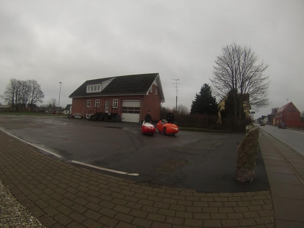 Strada Og Quest Xs mødested i Flauenskjold