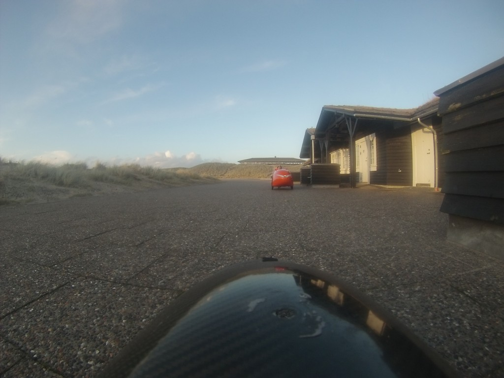 Strada paa toppen Skagen 12-2-2014