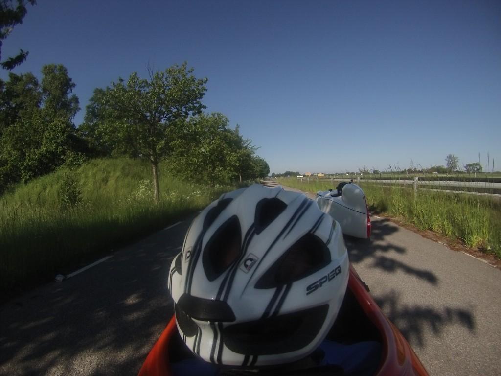 Strada og Milan på vej mod Malmö