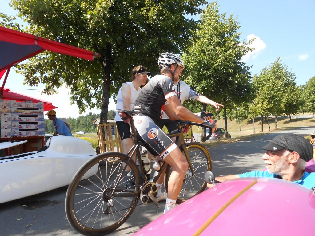 Cykelrytter fra San Francisco kendte vejen til Oslo