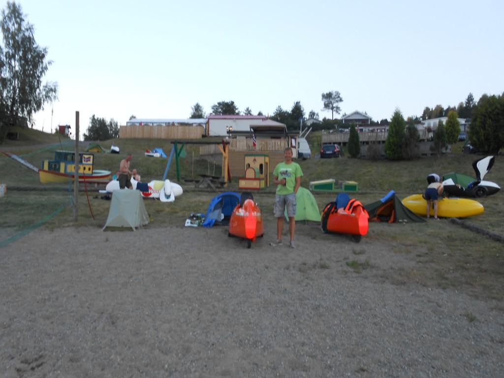 Halfdan og Glennetangen camping