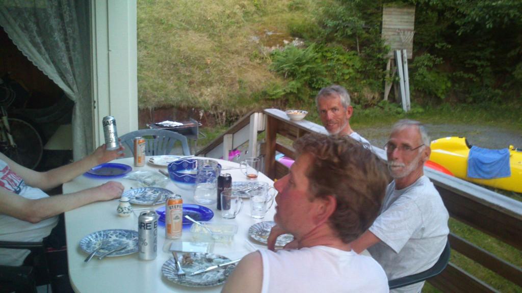 Grill og Hygge i Hvarnes