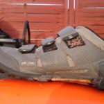 Vinter mtb sko mindre ventilation