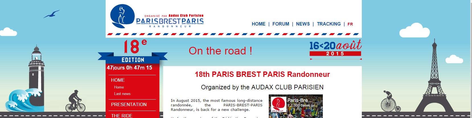 Paris-Brest-Paris 46 dage