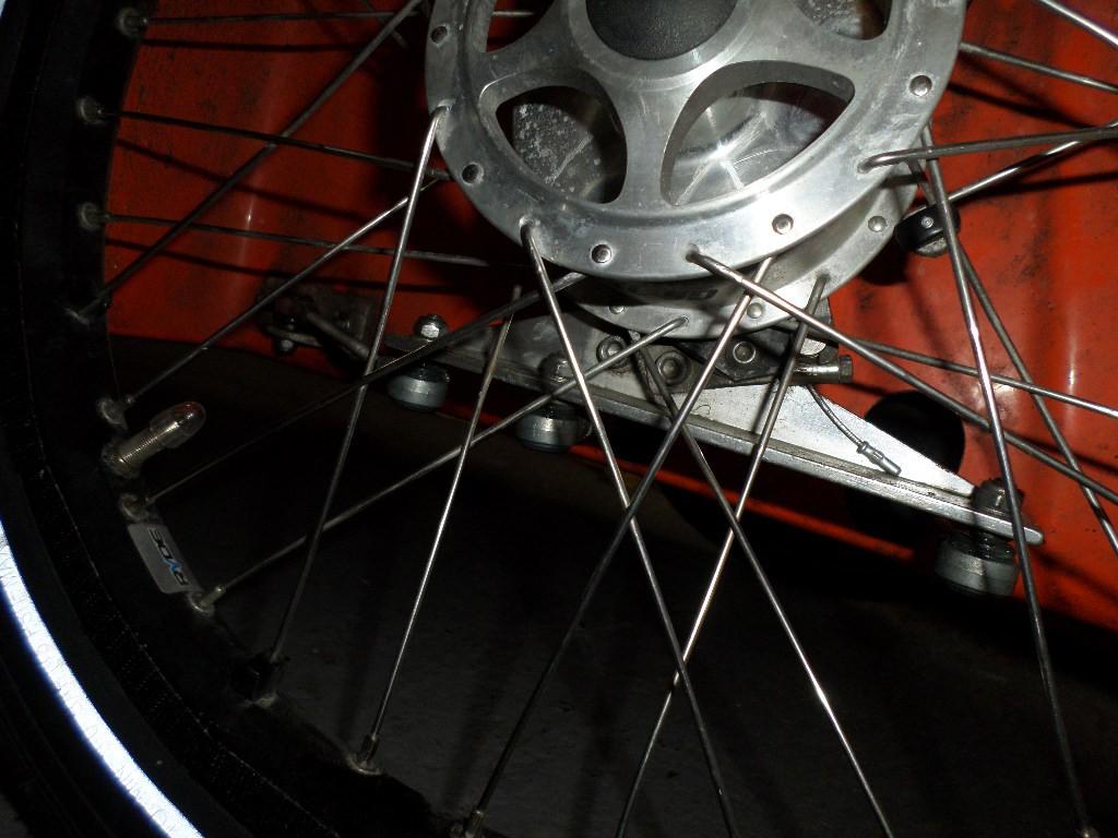 Strada Styretøj kugleled rustfrit stål