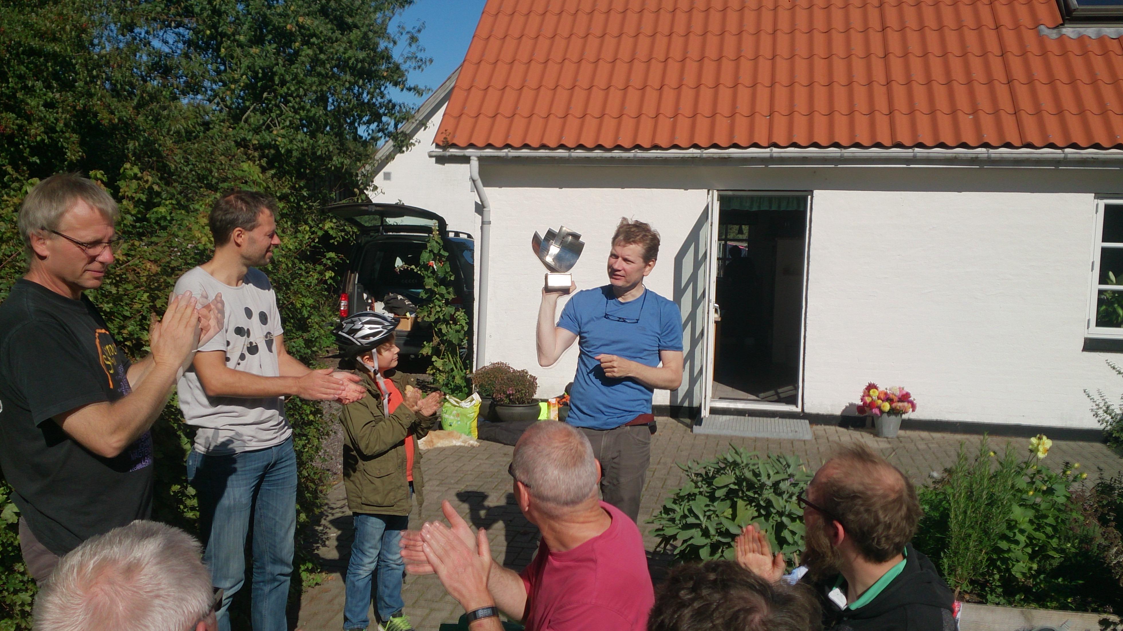 DM Liggecykel Danmarksmester 2015 Poul