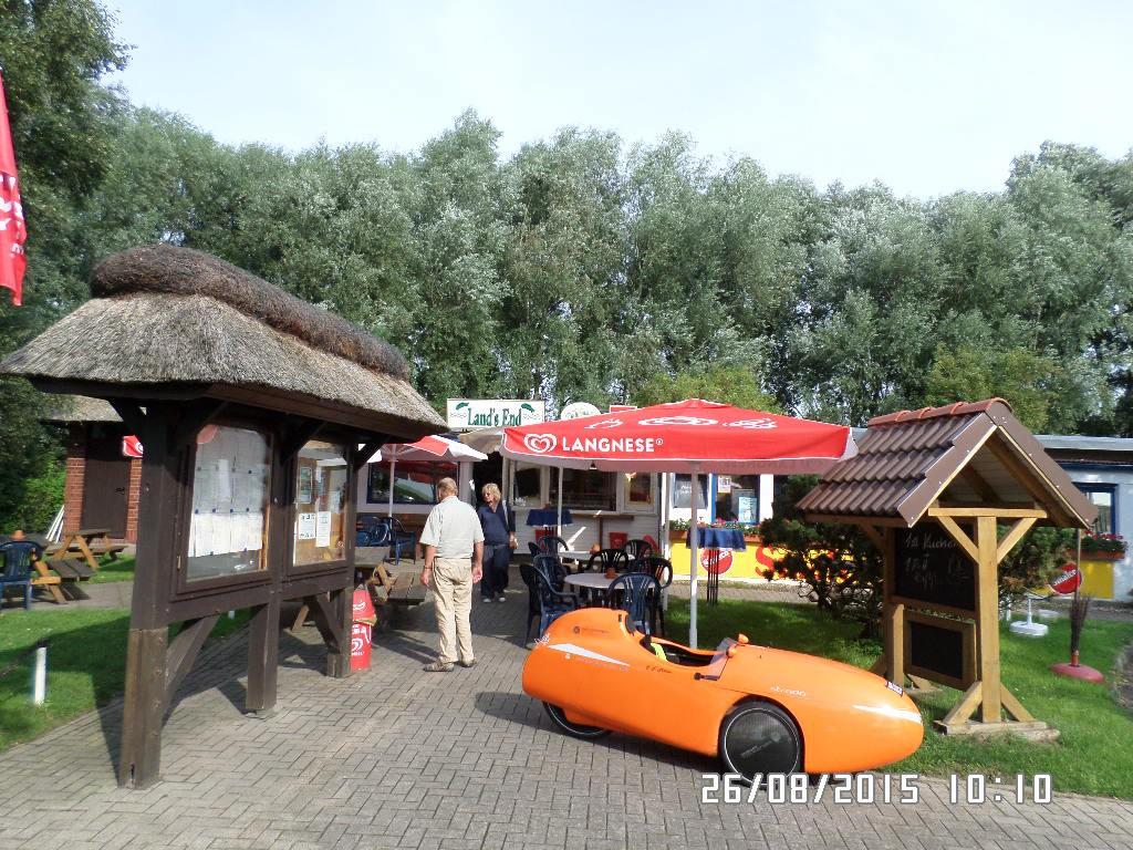 """Kaffe ved Wishhafen-Glückstadt """"Lands End"""""""