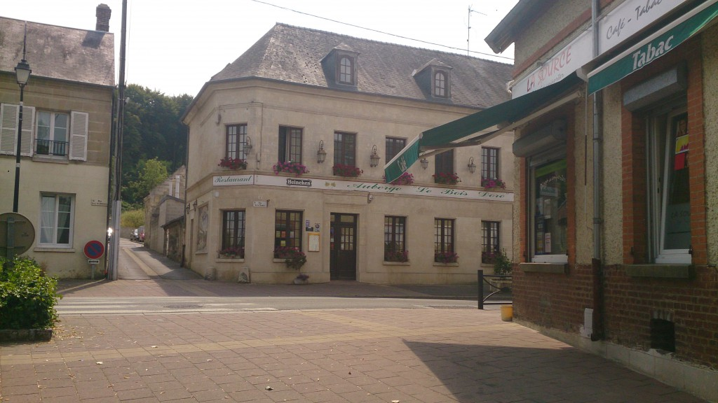 Le Bois Doré og La Source 2 oaser