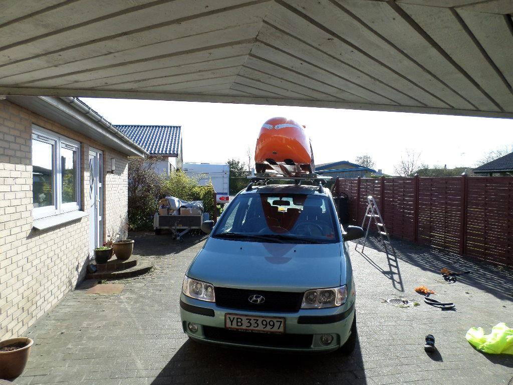 SStrada klar på taget af Matrix