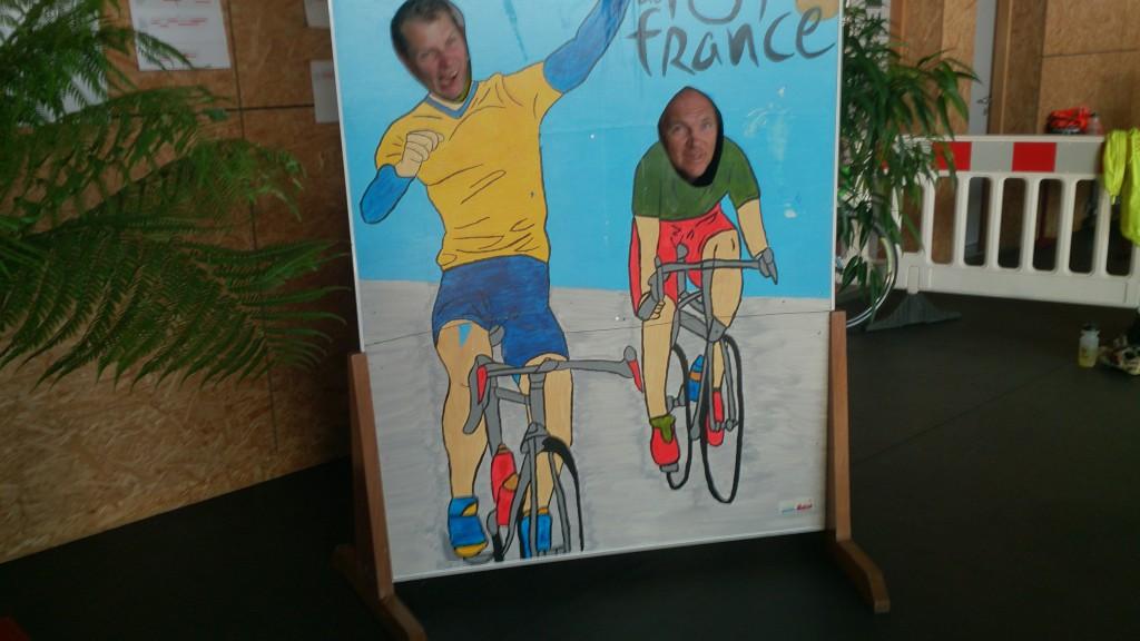 Fougeres Tour de france or not