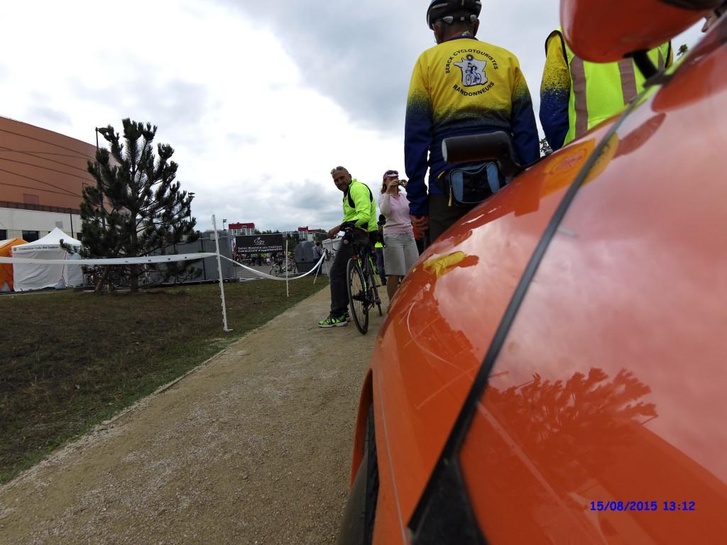 Cykel Kontrol Velodrome Nationale