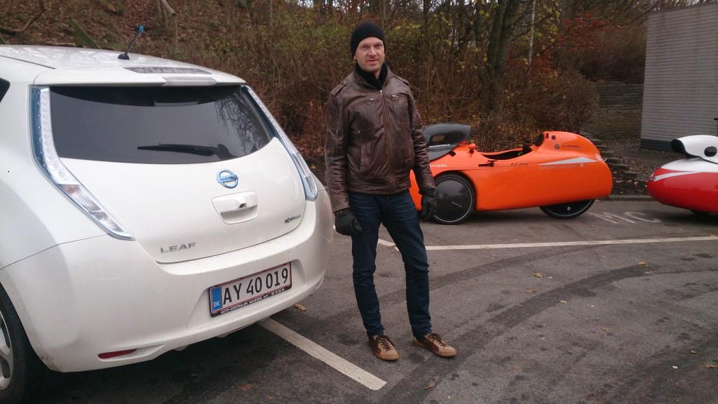 Brian og hans El bil