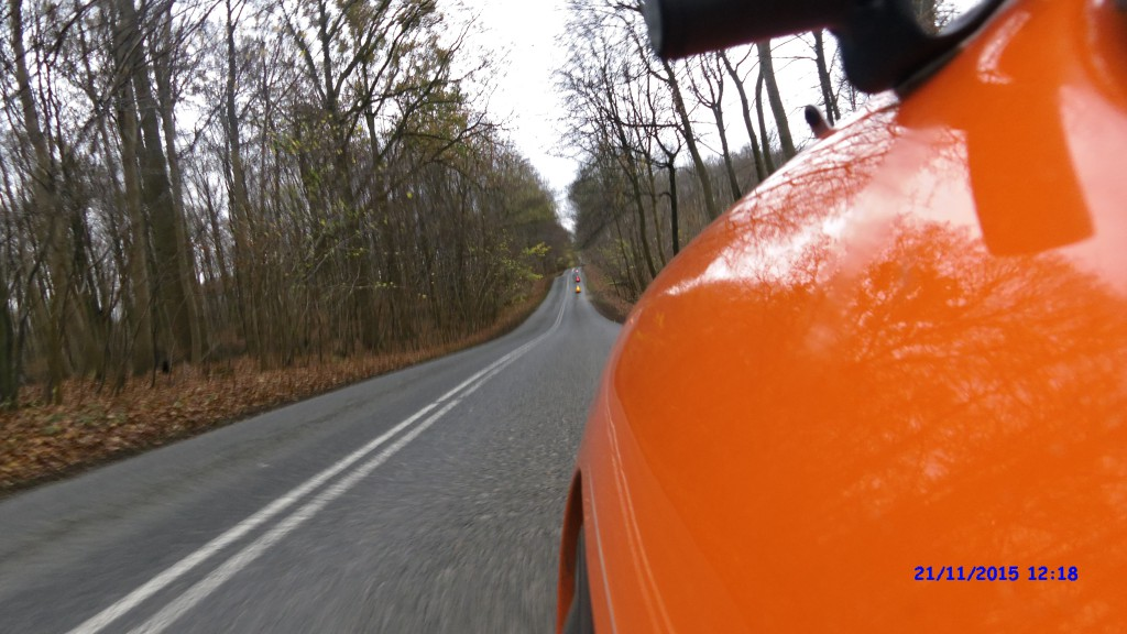 Velomobiles on Roling Hills