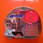 Strada og PBP 2015 medalje