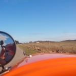 Strada, Forår og blå himmel
