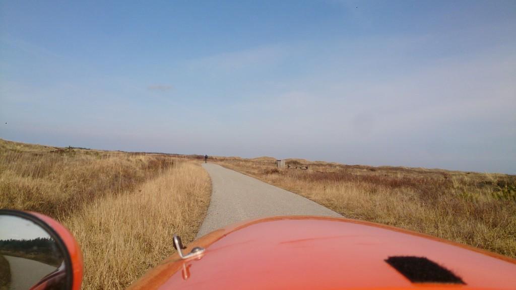 Strada velomobile Hulsigstien