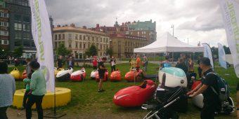 Göteborg cykelkulturkalas klar til turen til Marstrand