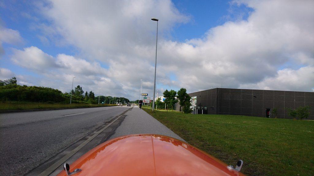 Aalborg Start på 600 km Brevet