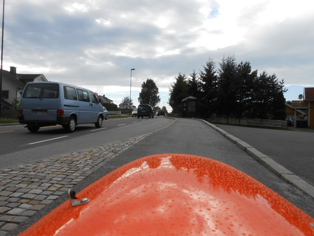 SBS 2013 Cykelstier ender ulogisk i Norge