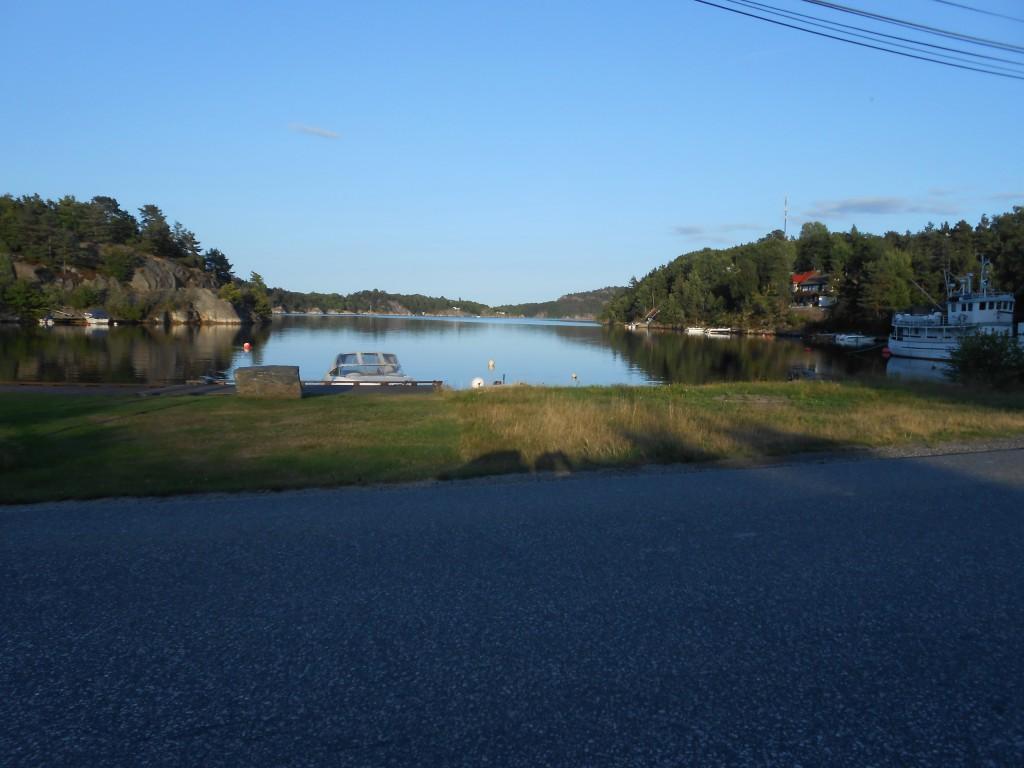 SBS 2013 Et af de utallige smukke steder på ruten i Norge