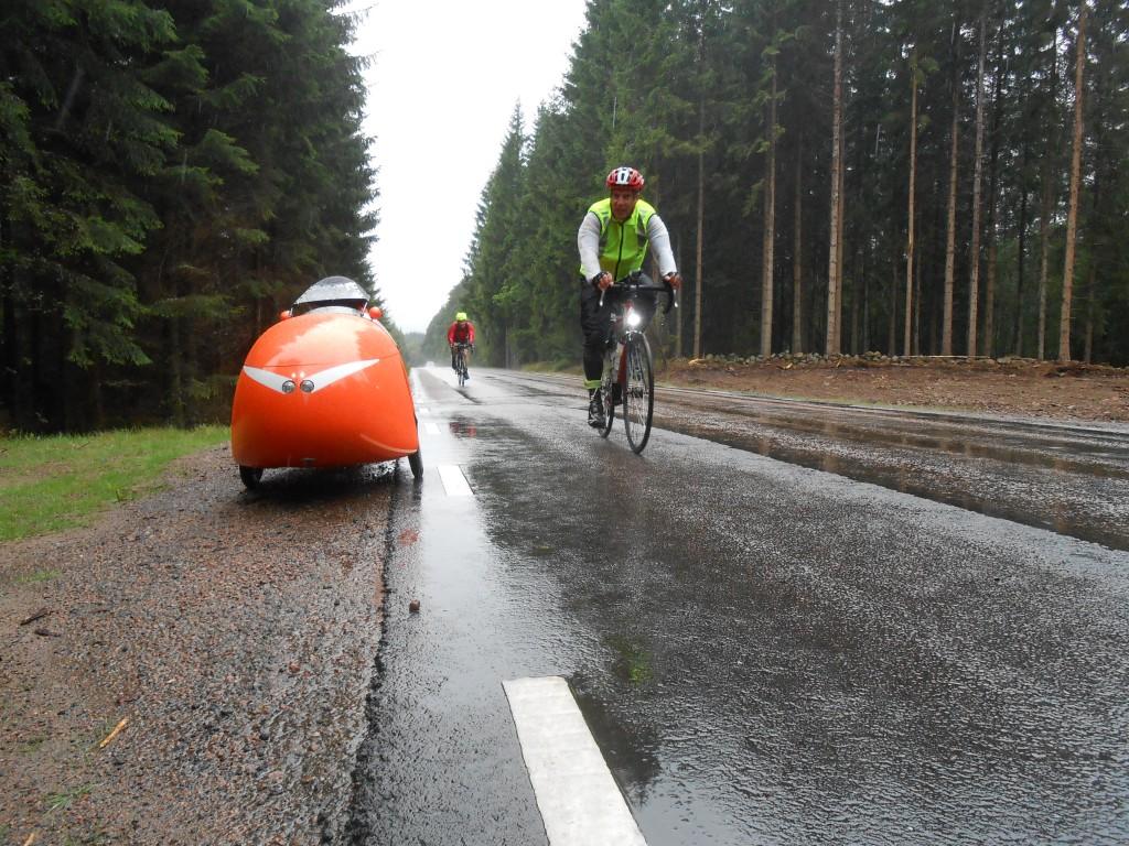 SBS 2013 Sverige Regn, regn og skov regn