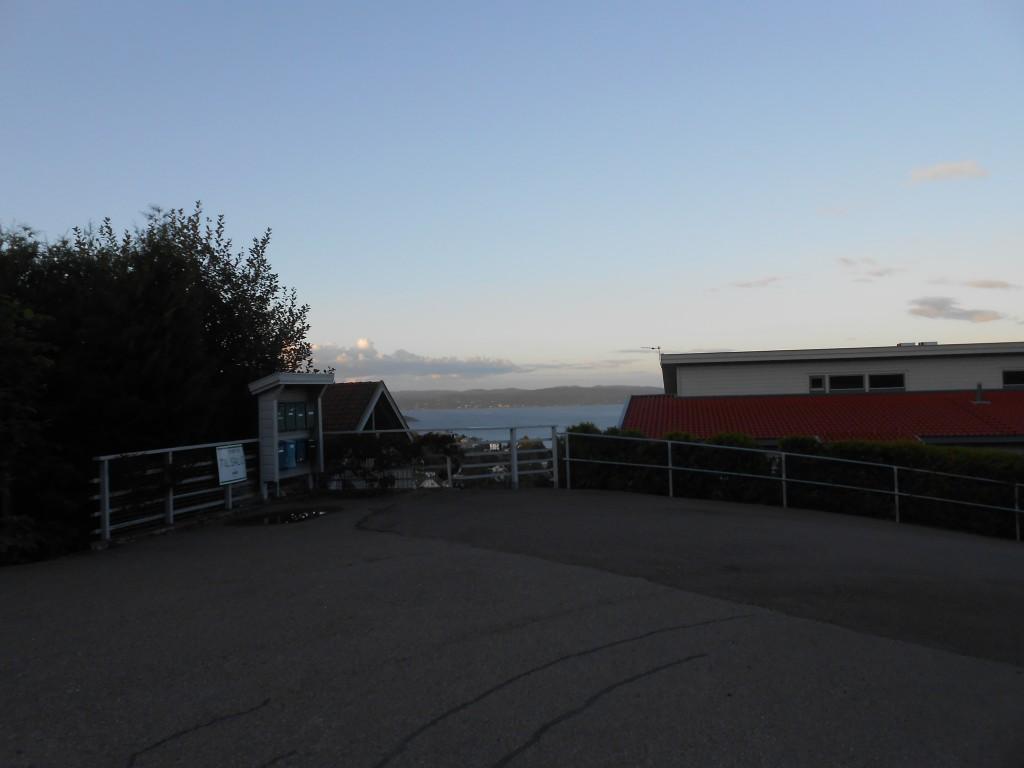 SBS 2013 Udsigt til Fjorden efter opkørsel