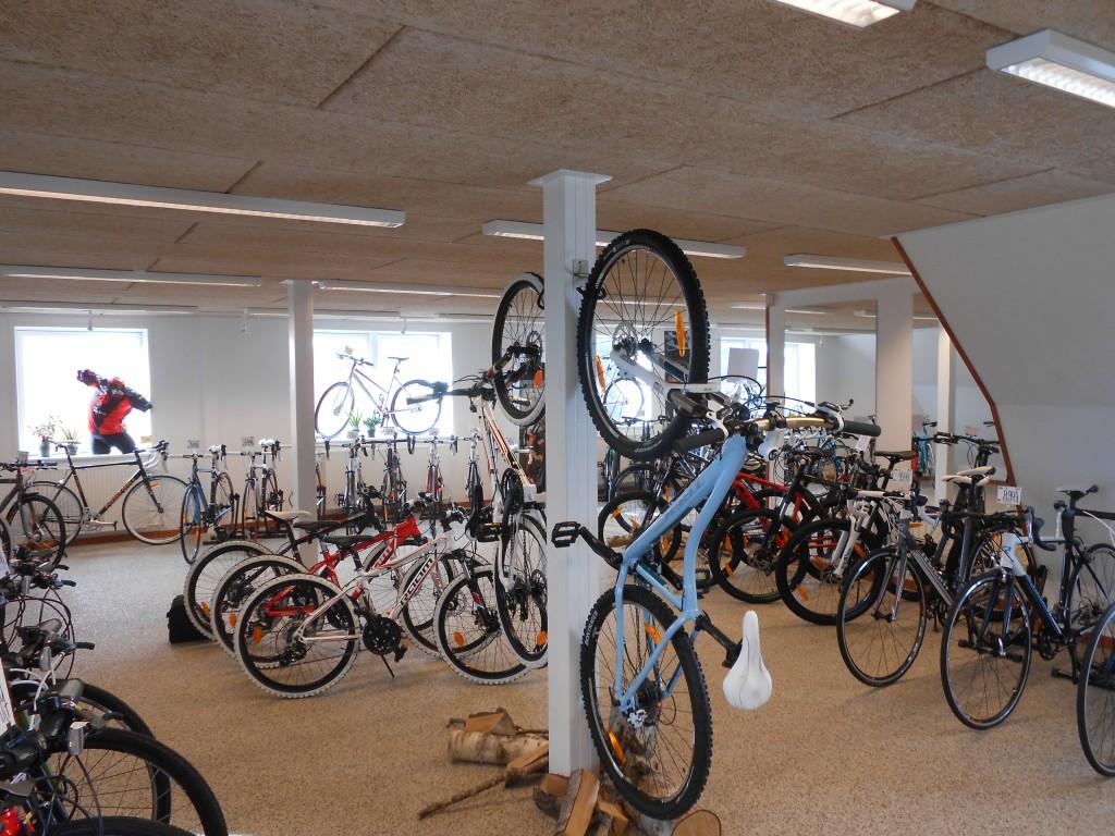Mollers Cykelhop 1. sal