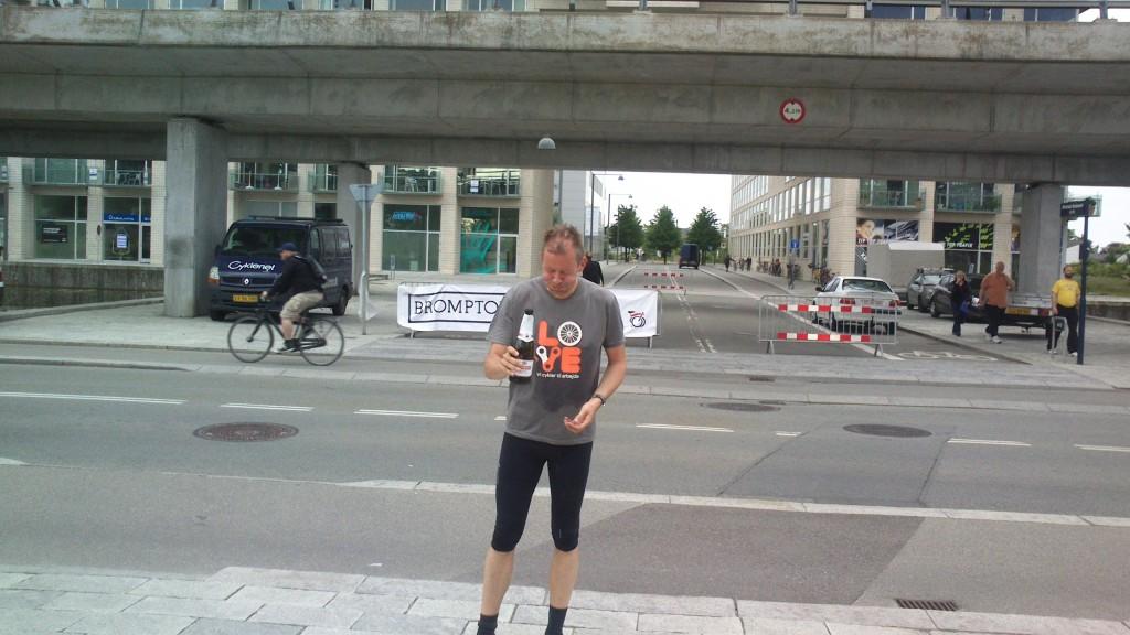 Haldan vandt Street Race 2014