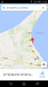 Shelter i navi google