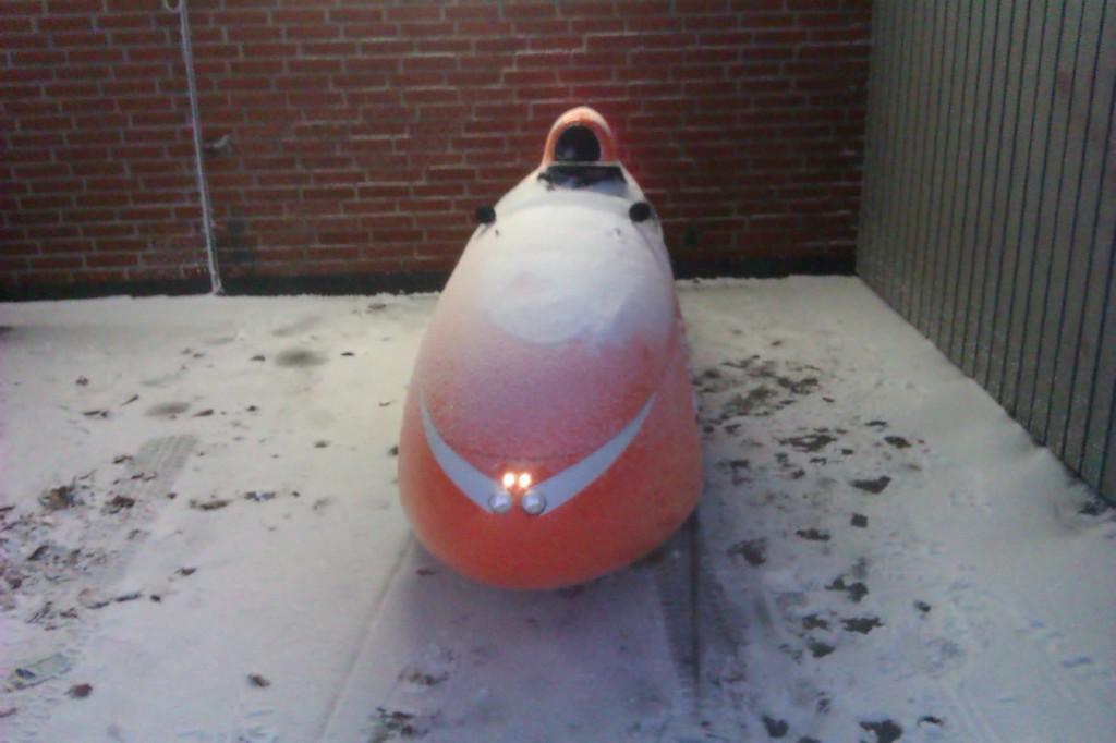 23-12-2012 I læ for sneen og blæst
