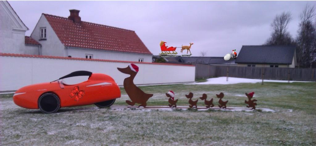 Julemandens reserve kane