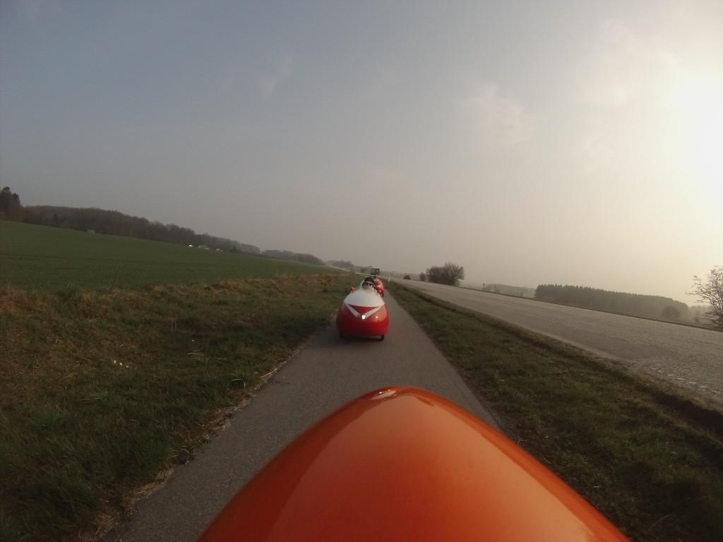 2 Gange Strada og 1 Quest Xs mod Støvring