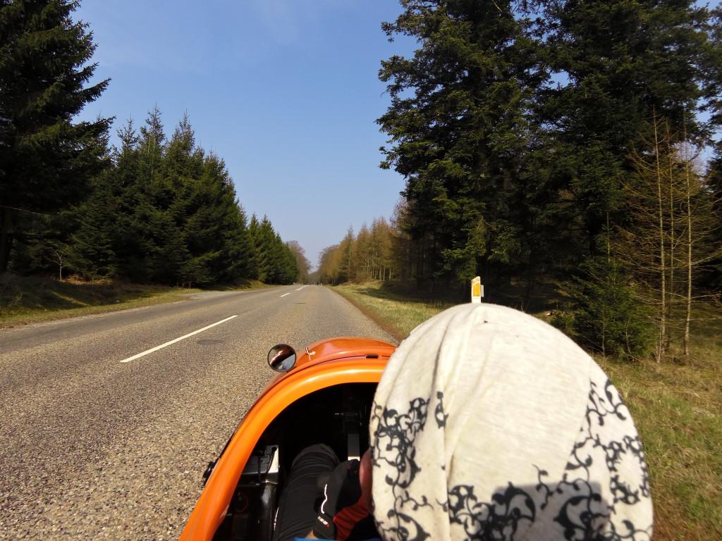 Mistet hue og altenativet 200 km Brevet 2015