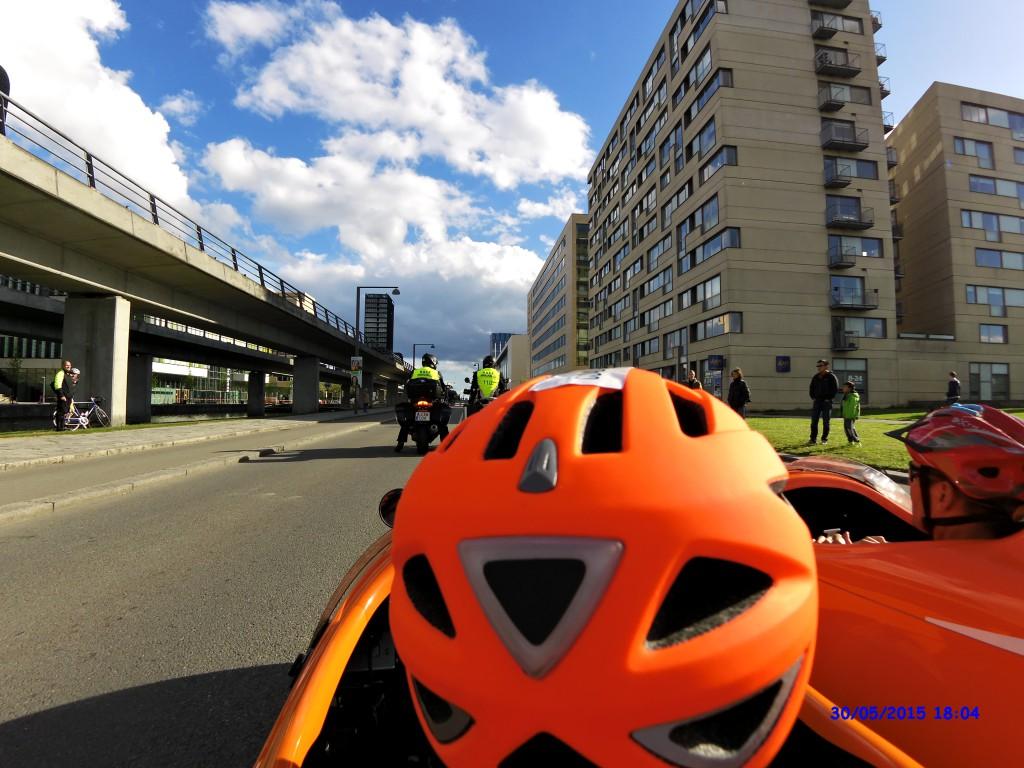 Strada klar til start Velomobile Street Race 2015