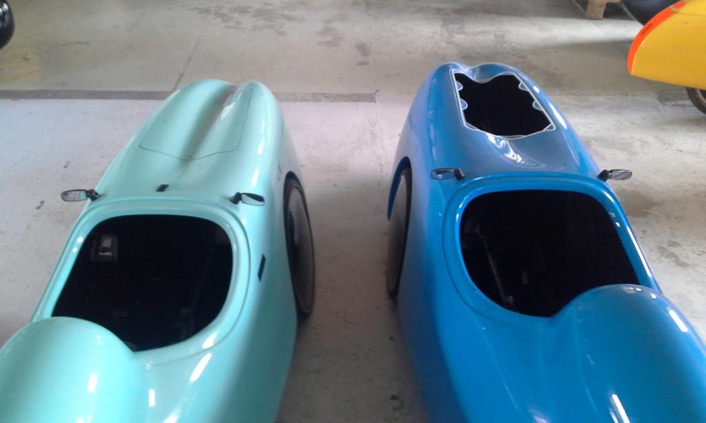 DF vs DF XL Top Rear