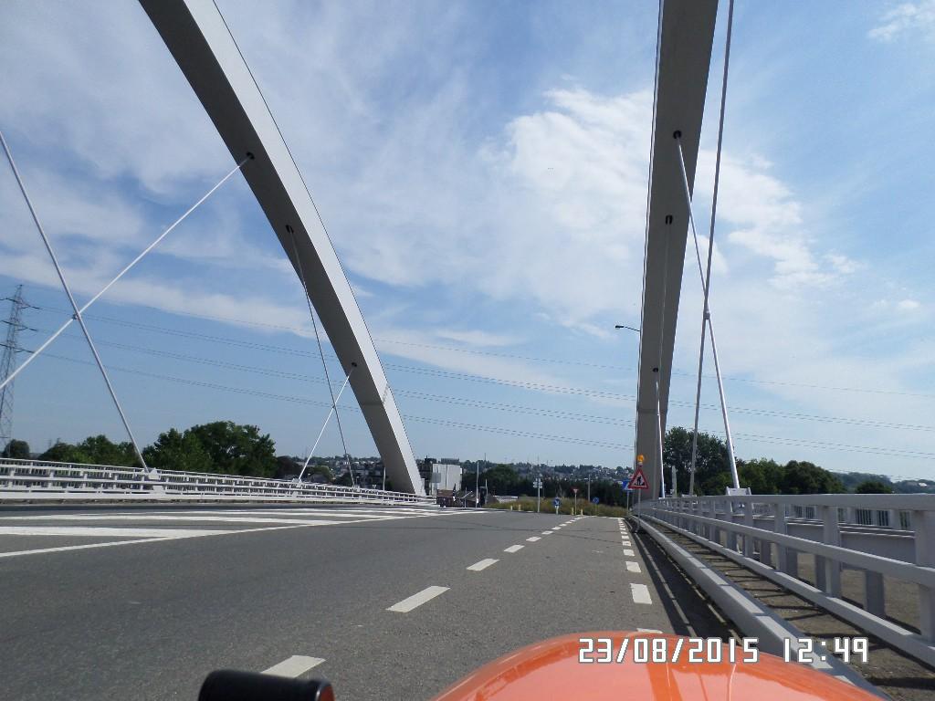 Broen over Canal Albert ved Visé