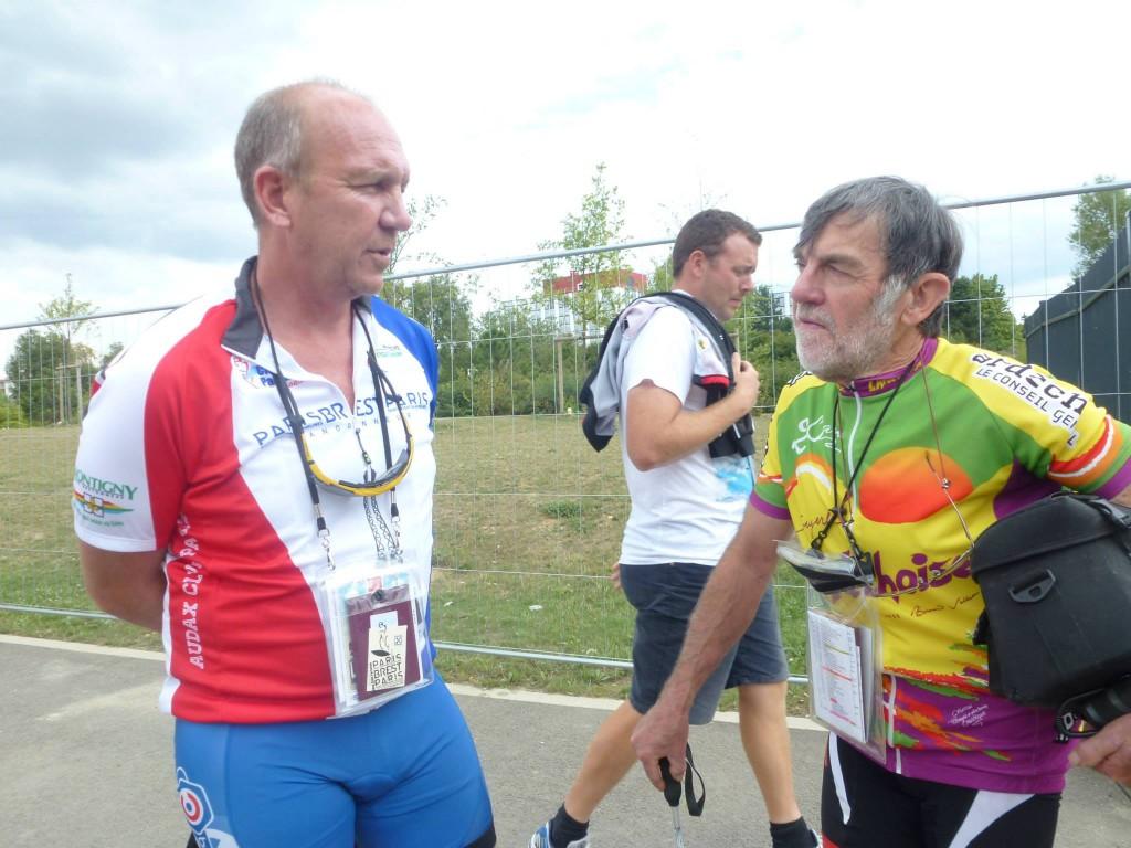 Friend from SBS 2013 Alain Caron