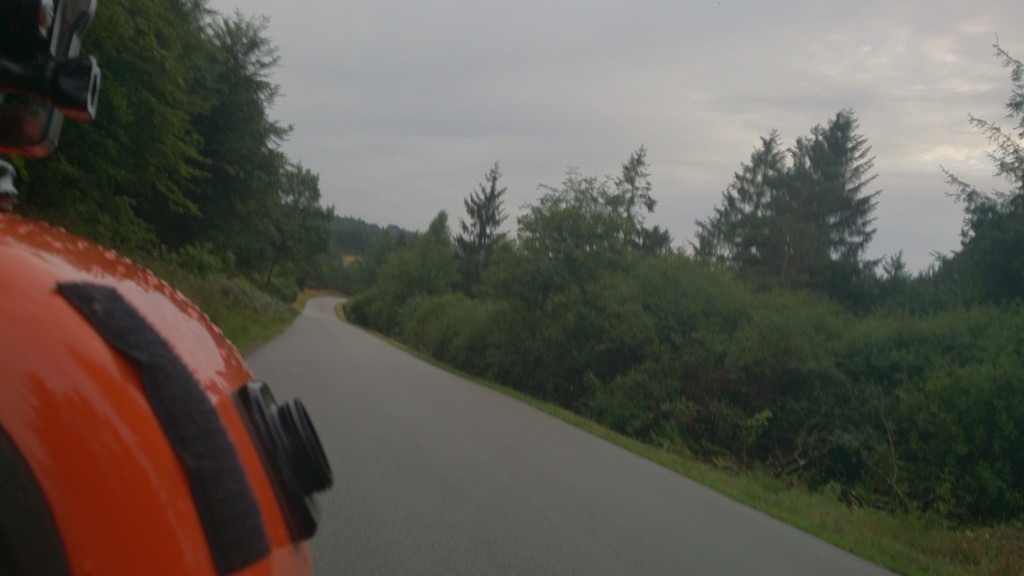I bakkerne i Danmark ved Silkeborg