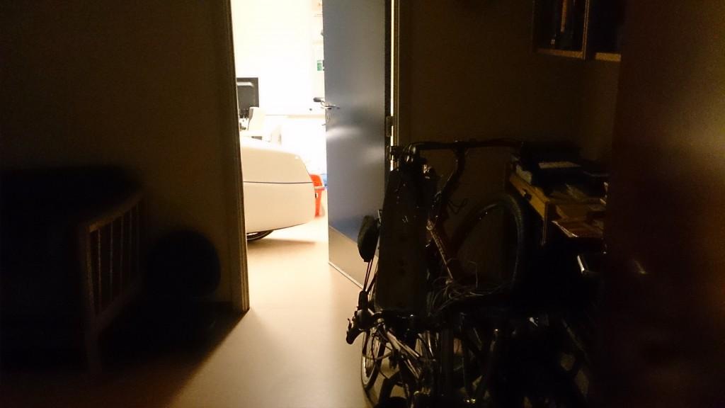 Liggecykel DM Cykler over alt (2)