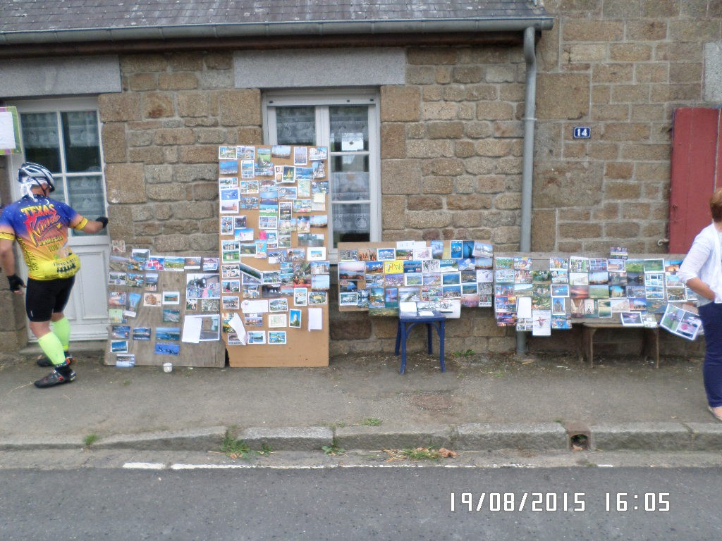 Postkort crepe boden