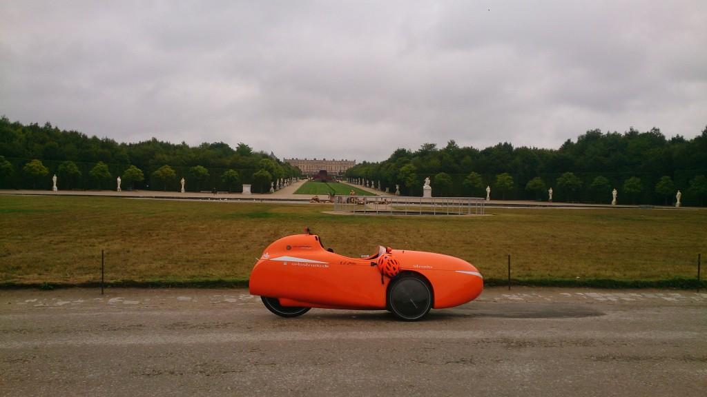 Strada i Parc de Versailles
